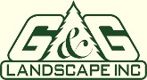 G&G Landscape Inc. Logo - Contact us in Greeley, Colorado, for landscaping design, landscaping installation such as trees and shrubs, as well as for sprinkler systems.